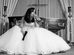 Mariée au flingue