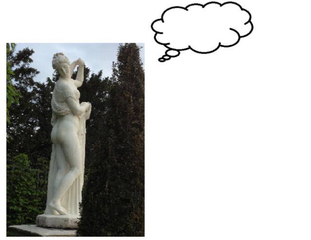Vénus - Jardin de Versailles