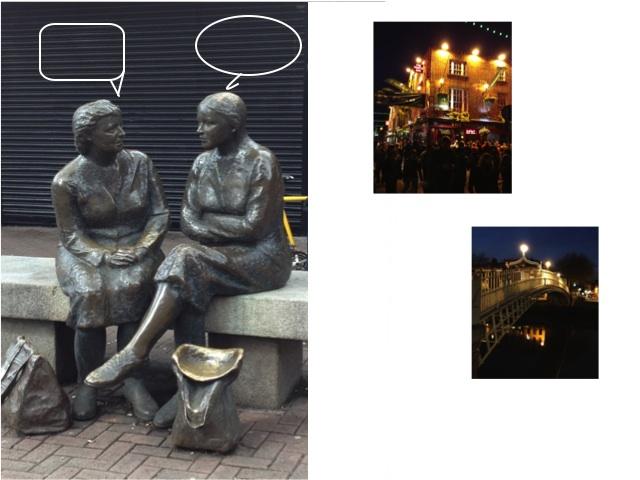 Statues Dublin 2
